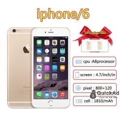 Apple Apple IPhone 6 -(64GB ROM, 1GB) -8 MP - 4.7 Inch+4G Network +Fingerprint Refurbished Smartphone